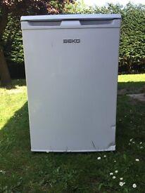 Beko under counter fridge, with freezer compartment