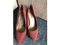 Size 4 heel shoes