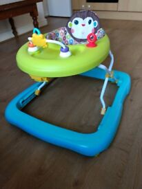 Bright stars baby Walker. Used few times only