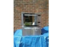 Bosch Fan Oven & Plate Warmer