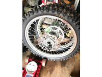 Rmz250 wheels 2016