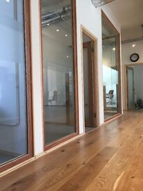 NEW - Bespoke Office Spaces/Creative Studios with Meeting Rooms/Registered Mail Handling Services
