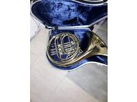 FRENCH HORN musicial instrument