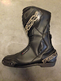 TCX S Sport tour Waterproof Motorcycle Boots - Excellent Condition RRP £150 [UK 10.5 / EU 45]