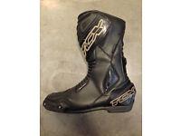 TCX S Sport tour Waterproof Motorcycle Boots - Excellent Condition RRP £150 [UK 10.5 / EU 45]