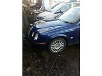 jaguar s type facelift model 2005 spares or repair