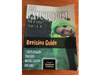 AS Psychology Revision Guide AQA