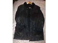 Topshop barbour style jacket size 8