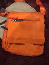 Prada inspired messager bag
