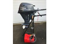 YAMAHA 20HP OUTBOARD ENGINE (NEW)