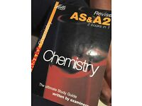 Chemistry as and a2 revision guide