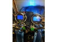 Spy F1 quad bike speedo