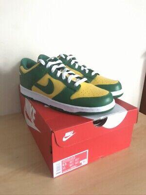 Nike Dunk Low SP Brazil - UK 8.5 / EU 43 / US 9.5 Brand New