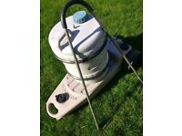 50l Water hog / roll (aqauroll type) and WasteMaster waste water containers