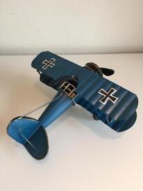 Second World War german aircraft model