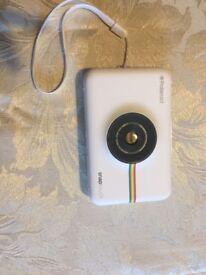 Polaroid snaptouch camera + 50 shots
