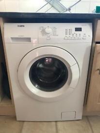 Almost New AEG Lavamat Protex Washing Machine