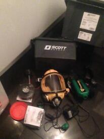 Asbestos Phantom mask