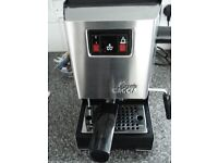 Gaggia Classic Italy mode OPV valve 9 bar adjusted can courier deliver
