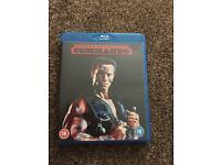 Commando DVD (Blue Ray)