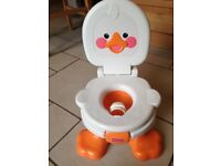 Little tykes musical potty