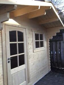 Solid Pine Tiny Home,garden shed , bunkie - SPRING BLOWOUT SALE