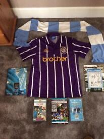 Manchester City items for sale