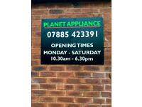 🟩🟩 PLANET APPLIANCE - FRIDGE FREEZERS CHEAP PRICES !