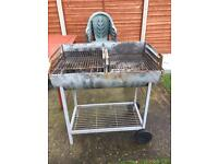 Large barbeque used but good condition