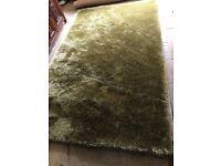 Dunelm rug 230cm x150cm new