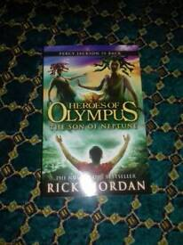 Heroes of Olympus-the son of Neptune