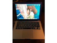 Macbook Air (2012) Intel Core i7 with 8Gb DDR3 RAM and 256Gb Storage