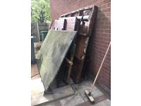 Dismantled shed/ playhouse free