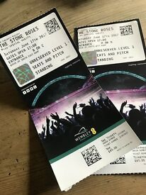 Stone roses tickets