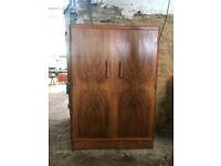 Beautiful wooden freestanding cabinet