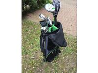 US kids 57 golf set and bag