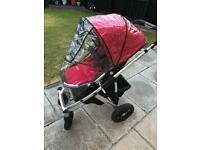 UppaBaby Vista Pram, buggy, pushchair, strolled and car seat