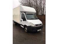 2011 61 iveco daily 35c15 3.0hpi 6speed with a 16ft box an 1 owner from new