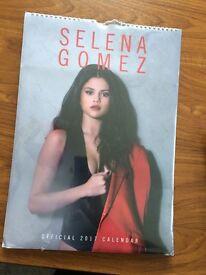 SELENA GOMEZ CALENDAR, (new)