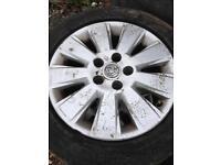 """Vauxhall vectra 5stud alloys 16"""""""