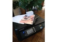 Epson Workforce WF-7610 A3 Inkjet Colour All-In-One