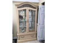 DINING CABINET - STUNNING - COST £1,700