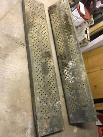 Ifor Williams 6ft ramps £150
