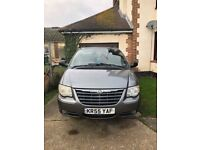 £2,400 Chrysler GRAND VOYAGER *STOW & GO* Must be YOURS!