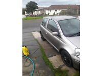 Toyota Yaris 2005 1.0 Petrol very good condition