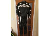 Women's Hein Gericke Two piece leathers size 12