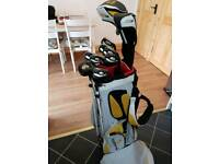Cobra s3 golf clubs full set with bag and putter