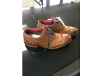 Mens Ted Baker Brogue Shoes - Size 6/40