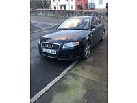 Audi A4 s line tdi full spec 8 speed