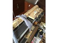 Brother 950i knitting machine plus loads of extras